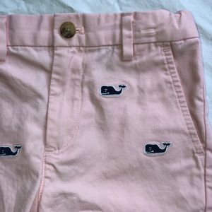 Vineyard Vines Bottoms - Vineyard Vines Whale Embroidered Breaker Shorts